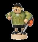 Räuchermann Forstarbeiter