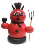 Räuchermann Roter Teufel