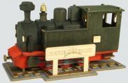 Räucherlok Fichtelbergbahn