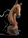 Pferdekopf hell