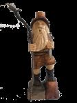 Räuchermann Rübezahl mit Hut
