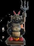 Räuchermann Teufel groß