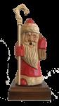 Räuchermann Weihnachtsmann mit Bischofsstab