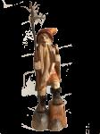 Rübezahl mit Holz XXL